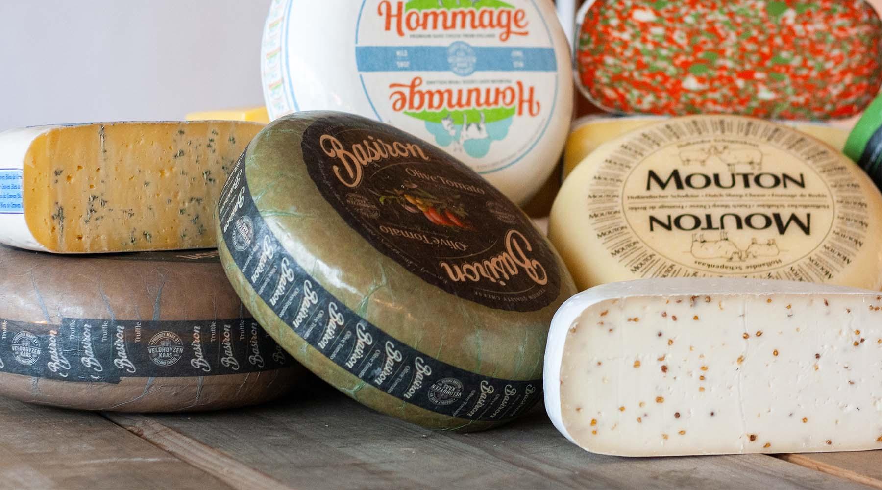 MAAZ Cheese assortiment Hollandse Specialiteiten