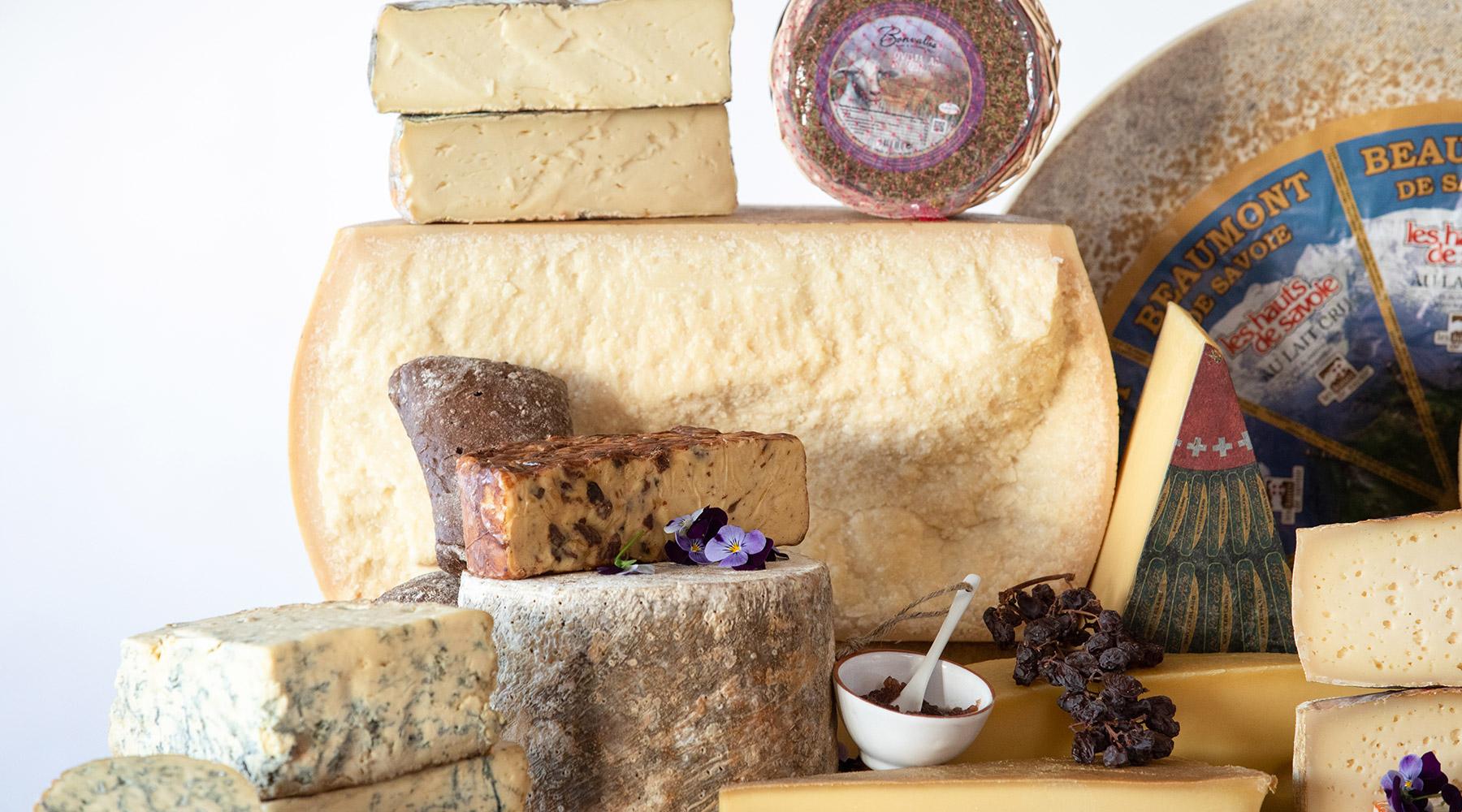 MAAZ Cheese assortiment buitenlandse kaas
