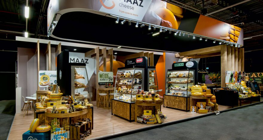 MAAZ Cheese Vakbeurs