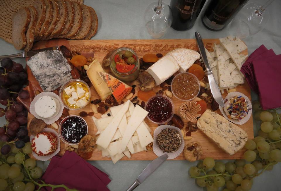 MAAZ Cheese & More Kempense Geitenkaas Polle